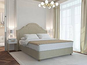 Купить кровать Орма - Мебель Изголовье Constance с основанием Raibox (ткань бентлей)