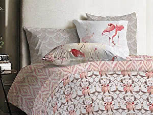 Купить комплект Mona Liza Japanese Flamingo Lily