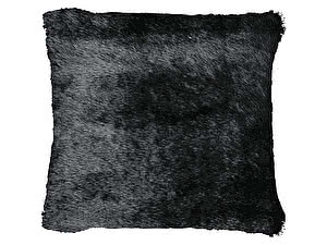 Купить подушку Goezze Felloptik Wohndecke Черная норка