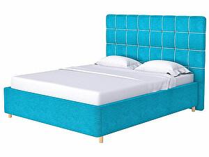 Купить кровать Орма - Мебель Leon (велюр/экокожа)