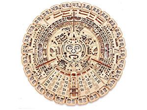 Купить конструктор Wood Trick Календарь Майя