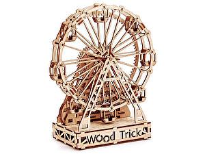Купить конструктор Wood Trick Механическое колесо обозрения