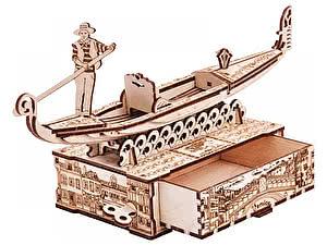 Купить конструктор Wood Trick Шкатулка Гондола