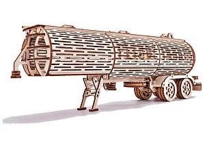 Купить конструктор Wood Trick Прицеп Цистерна