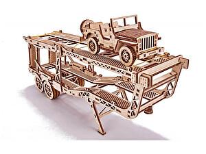 Купить конструктор Wood Trick Прицеп Автовоз