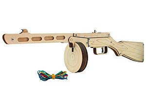 Купить конструктор Древо Игр Автомат-резинкострел ППШ-41 (собранный)