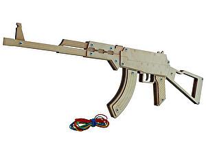 Купить конструктор Древо Игр Автомат-резинкострел (собранный)