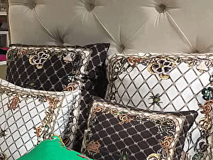 Купить подушку Roberto Cavalli Firenze 40х40 см
