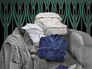 Купить халат Roberto Cavalli Jerapan шалка, blue