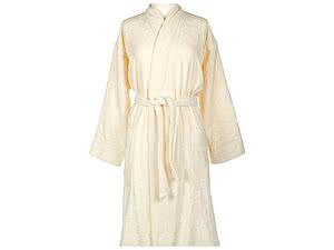 Купить халат Roberto Cavalli Logo кимоно, ivory