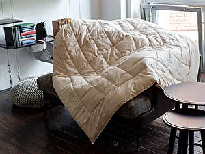 Купить одеяло German Grass Almond Camel Grass, теплое