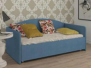 Купить кровать Benartti Uta box, Велюр на складе