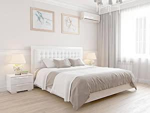Купить кровать Аскона Dalia + матрас Balance Forma