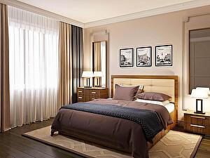 Купить кровать Аскона Frida + матрас Balance Prestige