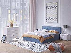 Купить кровать Орма - Мебель Vita (ткань Лама)