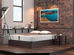 Купить кровать DreamLine Куб (бук)