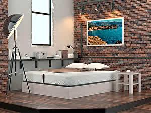 Купить кровать DreamLine Куб (ясень)