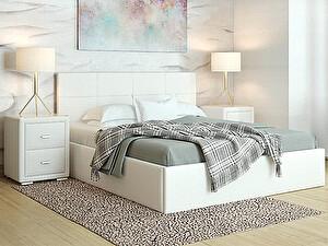 Купить кровать Орма - Мебель Alba с подъемным механизмом (экокожа цвета люкс) 90х200