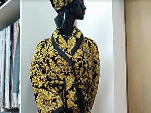 Купить халат Feiler Sanssouci bunt, Nicole
