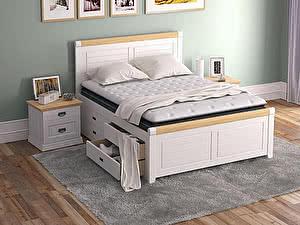 Купить кровать Орма - Мебель Woodstone