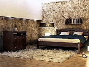 Купить кровать DreamLine Валенсия, 90х200 см