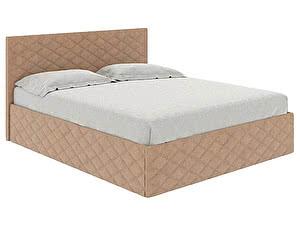 Купить кровать Орма - Мебель Quadro (ткань Forest)