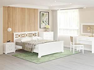 Купить кровать Орма - Мебель Ronda (эмаль) 200х190