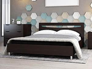 Купить кровать Орма - Мебель Umbretta с матрасом Like