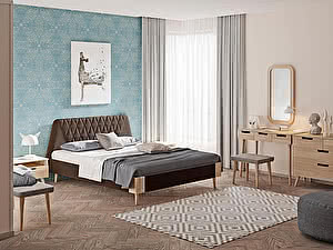 Купить кровать Райтон Lagom Hill Soft