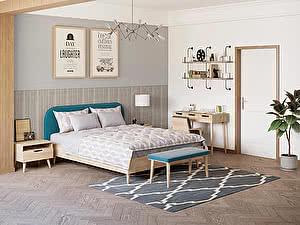 Купить кровать Райтон Lagom Plain Wood