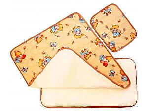 Купить конверт для новорожденных ALTRO Набор в коляску Kids Медовый