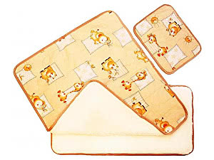 Купить конверт для новорожденных ALTRO Набор в коляску Kids Zoo