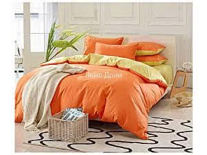 Купить комплект Luxe Dream Оранжево-Желтый