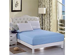 Постельное белье Luxe Dream Светло-Голубой