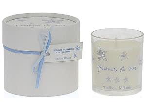 Ароматизированная свеча, арт. JMBOVE