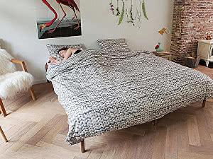 Купить постельное белье Snurk Косичка (фланель)
