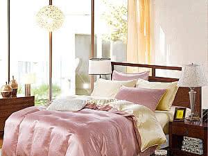 Постельное белье Luxe Dream Elite Золото-кремовый