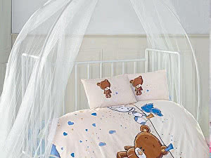 Детское постельное белье Clasy Teddy