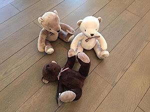 Купить куклу Catherine Denoual maison Медвежонок Billy