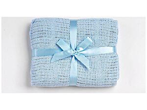 Детское одеяло ОТК вязаное, 100х140