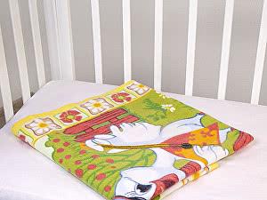 Купить одеяло ОТК Веселые гуси