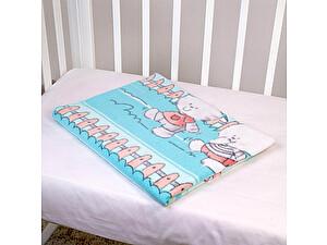Байковое одеяло ОТК Друзья на отдыхе
