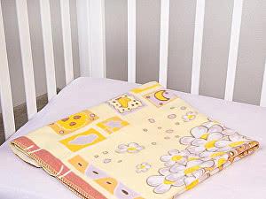 Купить одеяло ОТК Паровозик