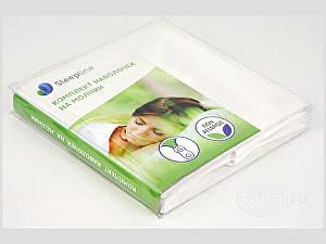 Купить наволочку Sleepline Комплект из 2х наволочек 50х70 см тенсель