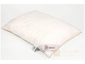 Шелковая подушка SilkLine в хлопковом чехле