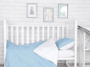 Детское постельное белье ОТК Луны, звёздочки
