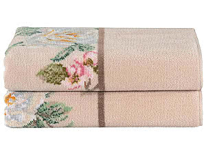 Купить полотенце Feiler Vanilla Rose 75х150 см