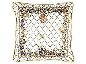 Купить подушку Roberto Cavalli Spider Quilted, 40х40 см