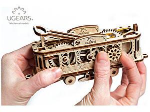 Купить конструктор Ugears Трамвайная линия