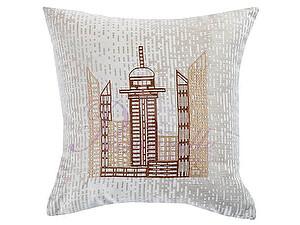 Декоративная подушка Primavelle Мегаполис